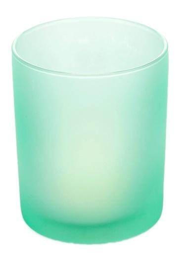 Missi Buzlu Bardak İçi Tealight Yeşil